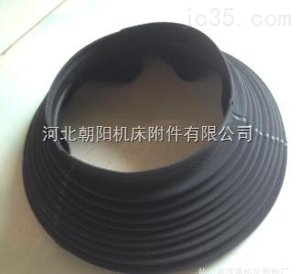 油缸防渗透锥形伸缩丝杠防护罩