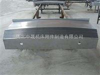 伸缩式机床导轨钢板罩价格