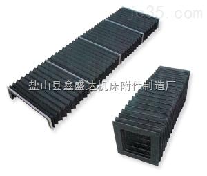厂家专业制造 柔性风琴式导轨防护罩 多用型风琴防护罩厂家包邮