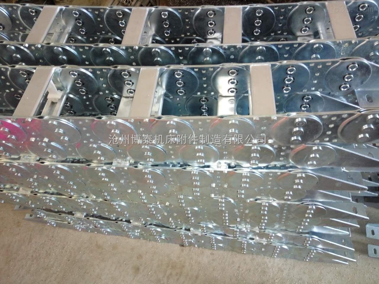 钢铝拖链生产商