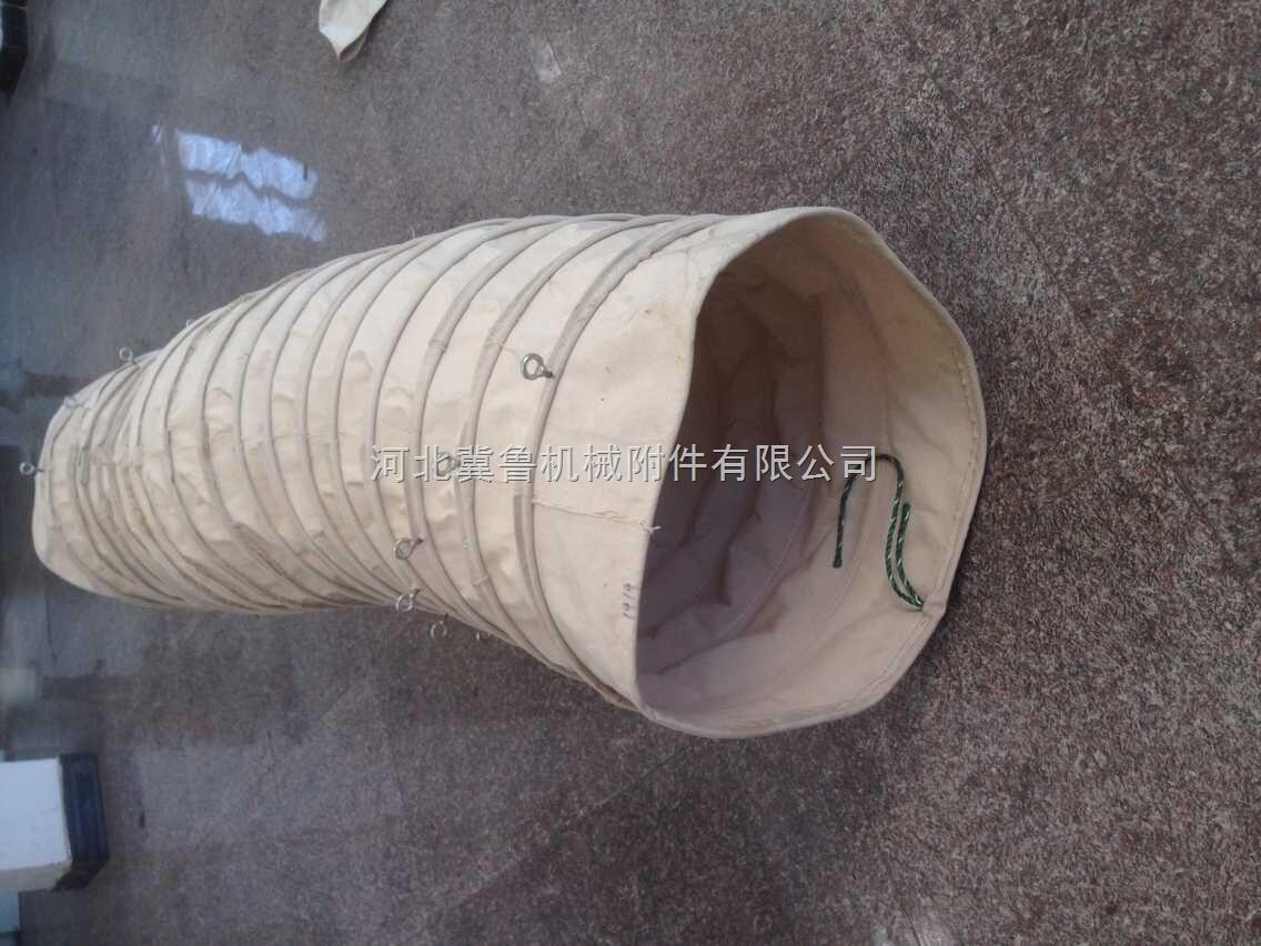 水泥输送布袋规格/帆布散装机水泥布袋