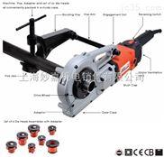 供应台湾AGP电动套丝机PT600