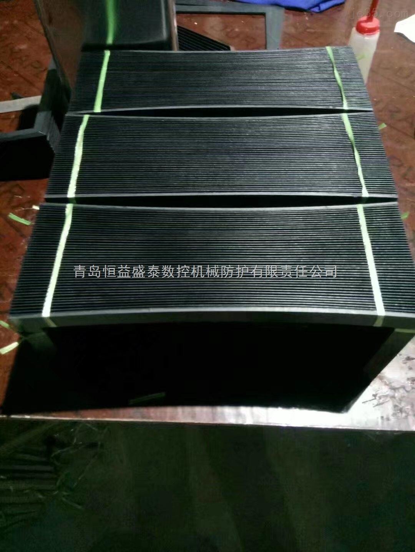 重型机床数控龙门铣床移动风琴防护罩