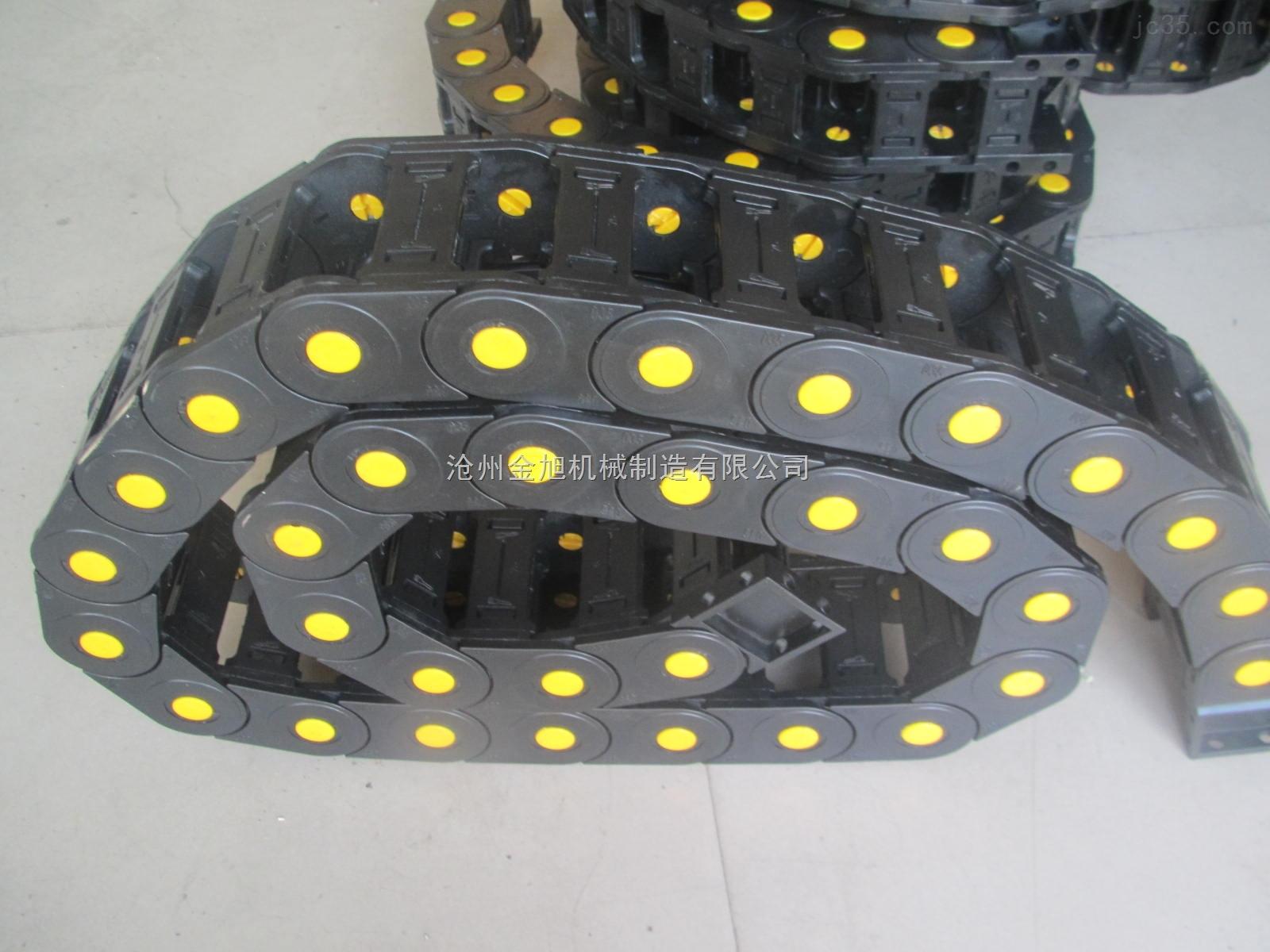 济南55*130KEM桥式塑料拖链