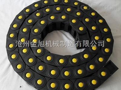 郑州55*150塑料电缆拖链