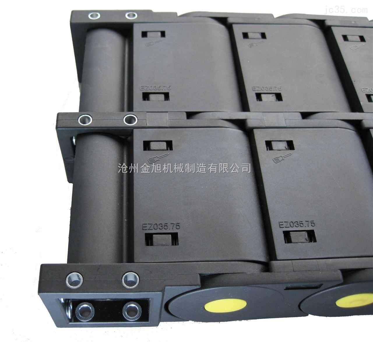 银川KEM55*250桥式塑料拖链