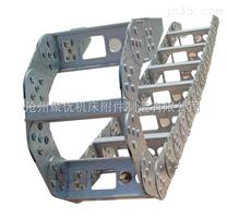 定制全封闭桥式钢铝拖链