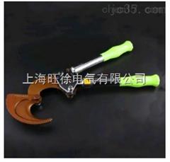 低价供应J50电缆剪棘轮式