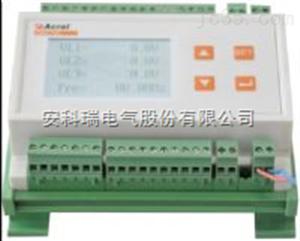 AMC16B-1E9安科瑞导轨式单相多回路监控装置AMC16B-1E9