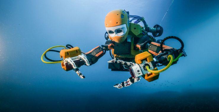 盘点:改变海洋的十一种机器人技术