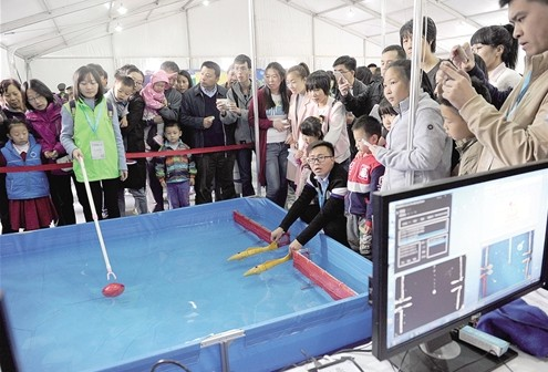 青岛再办国际高端会议 聚焦机器人与仿生技术