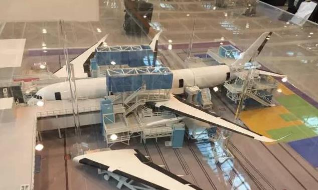 走进飞机梦工厂 感受空客A350精益生产线