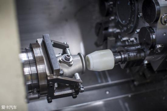 数控切割改装工厂探秘 涡轮套件是如何诞生的?