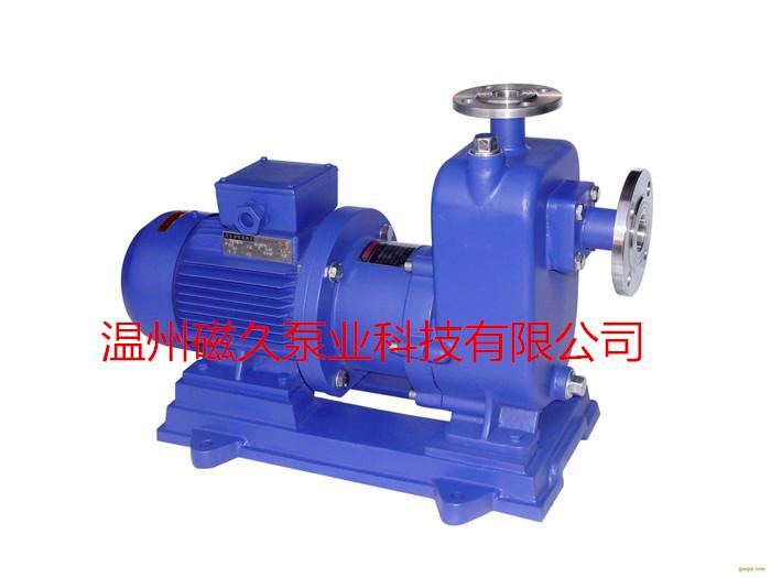 磁力泵零部件结构及故障分析排除和维修事项