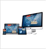 响应式网站-中国机床商务网