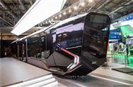 酷炫又科技感十足的俄罗斯电车