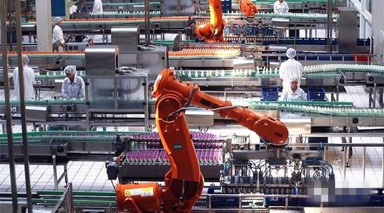 数控机床等生产设备物联网数据为智能工厂