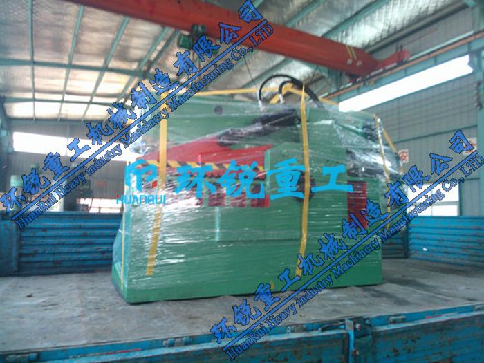 250吨鳄鱼式剪板机