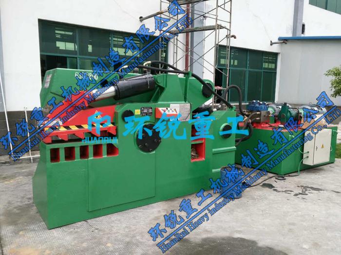 630吨鳄鱼式剪板机