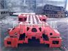 卧式加工中心机床铸件-MDH65床身,铸锻件